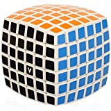 V-CUBE 6 White Multicolor Cube (pillowed...