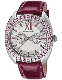 Pierre Cardin-Damen-Armbanduhr Swiss Made-PC106032S04