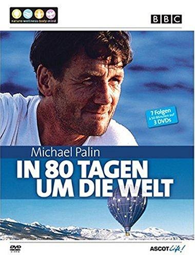 Michael Palin - In 80 Tagen um die Welt [3 DVDs]