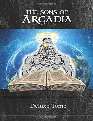 Sons of Arcadia: Deluxe tome por Pedro Mojica