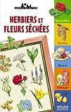 Herbiers et fleurs sèchées
