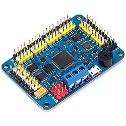 32Canal 43281000–Conductor Con interfaces para WiFi y PS2Controlador