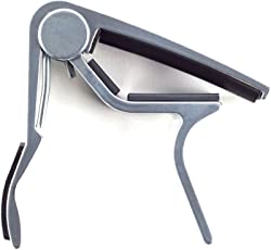 Dunlop 83CN Acoustic Trigger Capo, Curved, Nickel