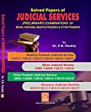 Solved Papers of Judicial Services