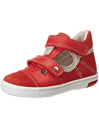 Bestanx - Sandali con Zeppa Bimbe' , rosso (rosso), L
