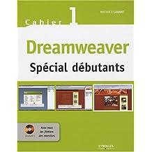 Dreamweaver : Spécial débutants (1Cédérom)