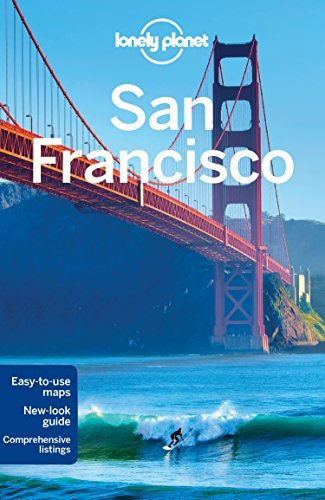 Lonely Planet San Francisco (Travel Guide) by Lonely Planet (2016-02-16)