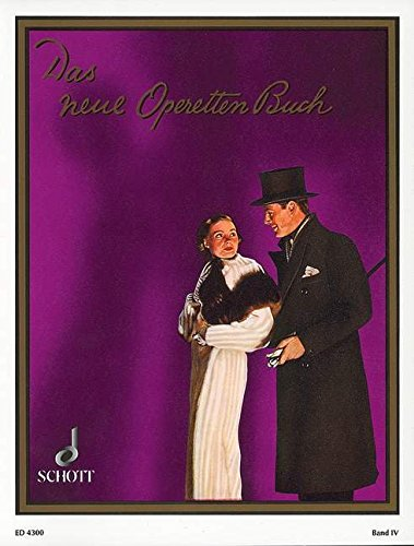 Neue Operetten Buch 4 Chant