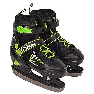 Schlittschuhe Hockeyschlittschuhe Eislaufen Hockey Sport Wintersport NH7104 (grün)