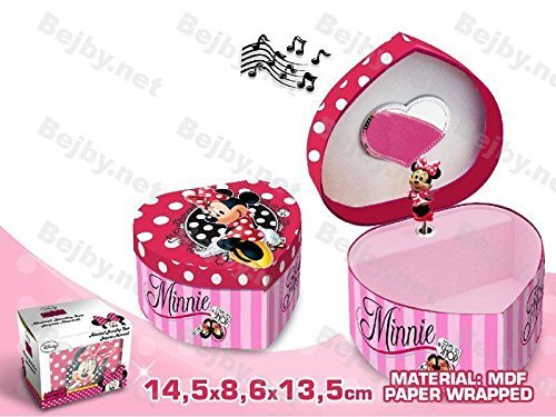 Joyero-musical-Minnie-Disney-Shop-corazon
