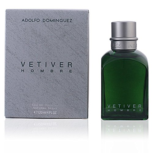 VETIVER HOMBRE EAU DE TOILETTE VAPO 120 ML ORIGINALE