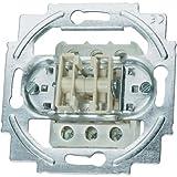Busch-Jaeger Einsatz Doppel-Wechselschalter Duro 2000 SI Linear, Duro 2000 SI, Reflex SI Linear, Ref
