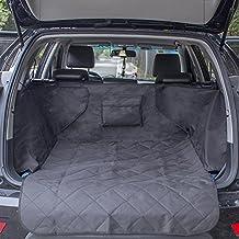 Cubierta para maletero de carga SUV, resistente y antideslizante, para mascotas