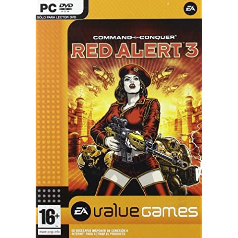 Command And Conquer Red Alert 3 Value Game Pc Dvd España