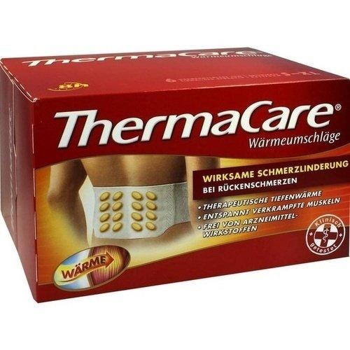 Thermacare Rückenumschläg 6 stk