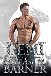 The Draglen Brothers - GEMI (BK 4) (English Edition)