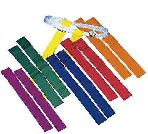 Spectrum Flag Football Sets (set of 12)-RED