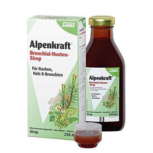 Alpenkraft Bronchial-hust 500 ml