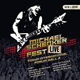 Michael Schenker: Fest-Live Tokyo International Forum Hall A (CD + DVD Video) (Audio CD)