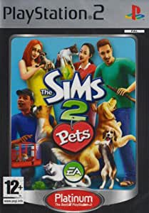 The Sims 2 Pets Platinum (PS2)