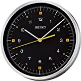 Seiko QXA566J - Reloj de pared (analógico), color negro