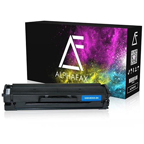 Preisvergleich Produktbild Alphafax Toner XXL (+150% Inhalt!) kompatibel zu Samsung MLT-D111S für Samsung Xpress SL-M2070W, Xpress SL-M2026W, Xpress SL-M2026, Xpress SL-M2070FW - Schwarz 2.500 Seiten