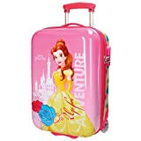 Disney Genuine Girls Small Wheeled Suitcase Cabin Trolley (06 Princess 20103)