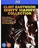 Dirty Harry Collection [Clint Eastwood] [Blu-ray] [2009] [Region Free]