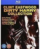 Dirty Harry Collection (5 Blu-Ray) [Edizione: Regno Unito] [Reino Unido] [Blu-ray]