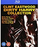 Dirty Harry Collection (5 Blu-Ray) [Edizione: Regno Unito] [Edizione: Regno Unito]