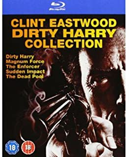 Dirty Harry Collection Box [Blu-Ray] (B002MZ1UQE) | Amazon price tracker / tracking, Amazon price history charts, Amazon price watches, Amazon price drop alerts