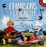 Chansons à grignoter (1CD audio)