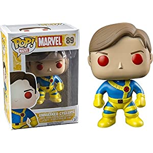 Funko Pop Cíclope sin máscara (X-Men 89) Funko Pop Marvel
