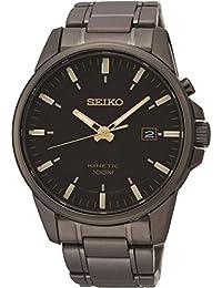 Homme Seiko Kinetic montre Ska755p1