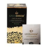 #2: Greenbrrew® Strong Green Coffee (Decaffeinated & Unroasted) for Weight Loss (20 Sachets, 60g)