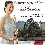 Vers le romantisme: Concertos pour flûte