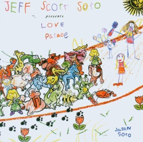 Love Parade by Jeff Scott Soto (2003-06-26)