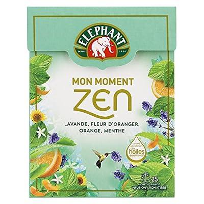 Elephant Infusion Mon Moment Zen 25 sachets