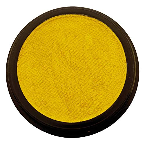 Eulenspiegel 180778 - Profi-Aqua Make-up Schminke - Perlglanz-Gold - 20 ml / 35g