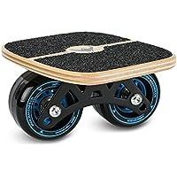 TTYY Freeline Drift Skates PU Ruedas HCH RODAMIENTO Freeline Sports ABS Pedal Antideslizante Resistente al desgaste , Blue