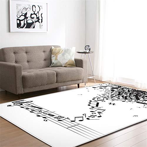 Klein Ball Teppich-Wohnzimmer Teppich Sofa Zimmer Nacht Haushalt Kann Maschinenwäsche Minimalistischen Modernen Rechteckigen121.9X160CM Maxi Grip Slip