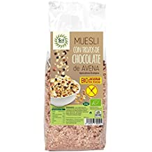 Sol natural - muesli avena chocolate sin gluten