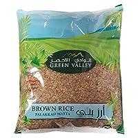 Green Valley Palghat Matta Rice - 2 kg