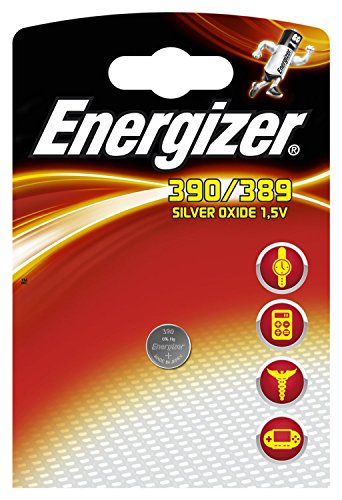 ENERGIZER 390/389 watch battery 1.55 V 90mAh Energizer Energizer watch battery