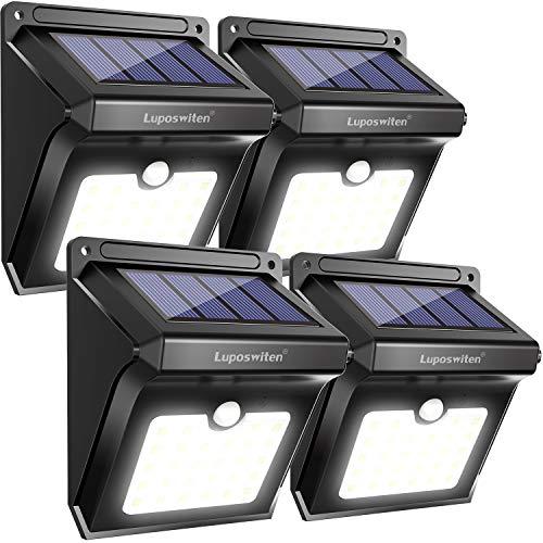Lampes solaires extérieures Blanc Chaud paquet de 10 lampes de ...