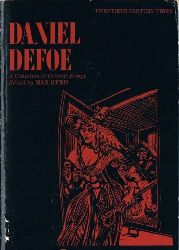 Daniel Defoe (20th Century Views)