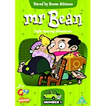 Mr Bean - The Animated Adventures: Number 1
