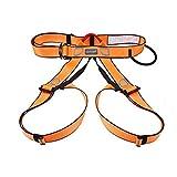 XINDA del Consejo de Medio cintura Seguridad de correa de soporte protector para Rock Climbing deportes al aire libre del alpinismo del rescate del fuego LUFA