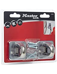 Master Lock Wall and Floor - Candado para bicicleta