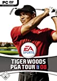 Tiger Woods PGA Tour 08 (DVD-ROM)